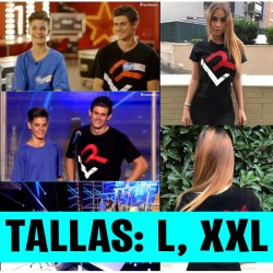 CAMISETAS LR | GOT TALENT...